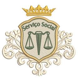 ESCUDO SERVIÇO SOCIAL 3 Maio 2018