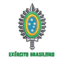 PLATINA MILITAR EXÉRCITO BRASILEIRO