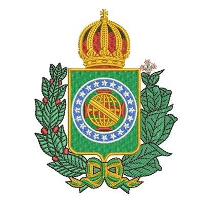 ESCUDO BRASIL COLÔNIA 1