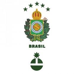 ESCUDO BRASIL COLÔNIA 3