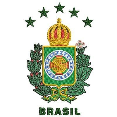ESCUDO BRASIL COLÔNIA 4