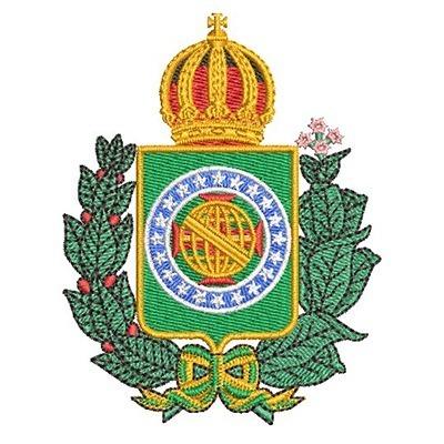 ESCUDO BRASIL COLÔNIA 5