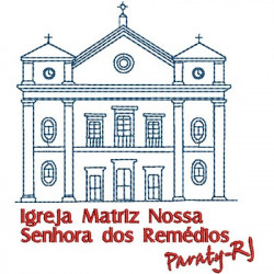 PARATY BRAZIL 3 CHURCH