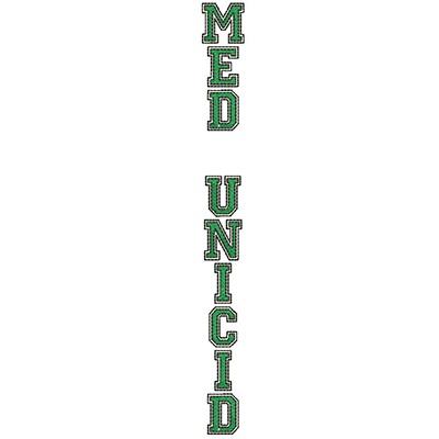 MED UNICID VERTICAL 23 CM