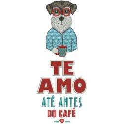 AMO A ANTES DE CAFÉ