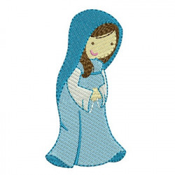 MARIA - PRESÉPIO 1
