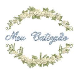 MARCO DE LAS ROSAS MI BAUTIZADO 3
