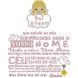 ORAÇÃO PAI NOSSO 1