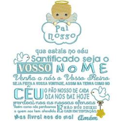 ORAÇÃO PAI NOSSO 6