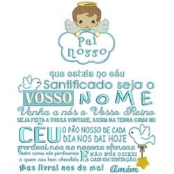 ORAÇÃO PAI NOSSO 7