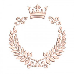 ACACIAS FRAME WITH CROWN 14