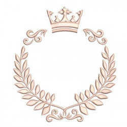 ACACIAS FRAME WITH CROWN 15