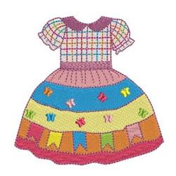 BRAZILIAN FESTIVAL DRESS