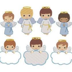 PAQUETE 20 ANGELES NIÑOS