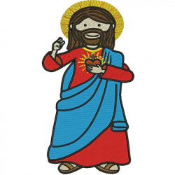 SACRED HEART OF JESUS CUTE