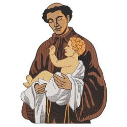 ST. BENEDICT 20 CM