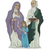 SANTANA, MARIA E JOAQUIM