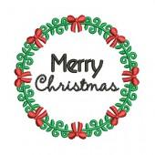 GUIRLANDA MERRY CHRISTMAS 3