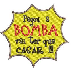 PEGOU A BOMBA TEM QUE CASAR 2
