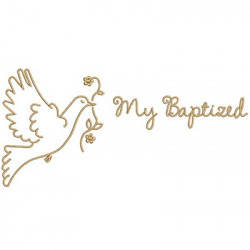 DIVINE MY BAPTIZED